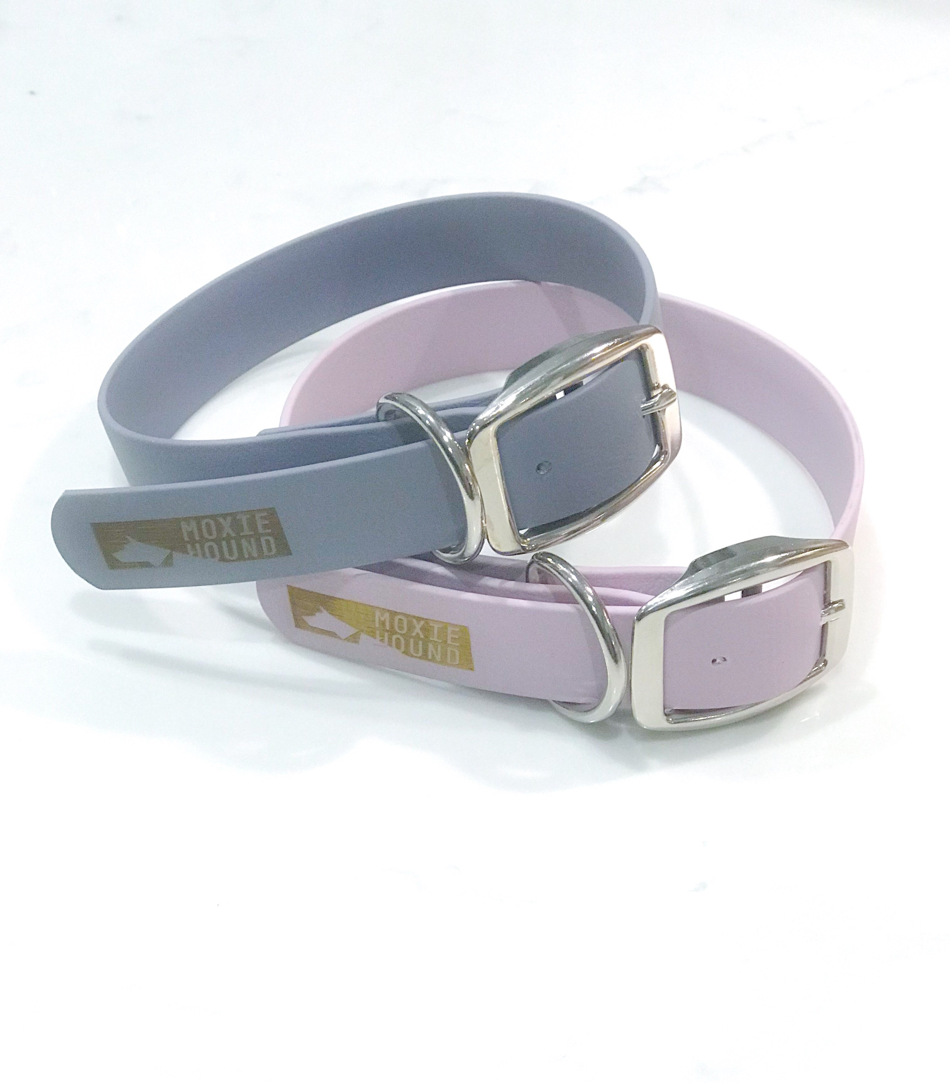 "Limited Edition Lavender 1"" Collar - The Moxie Collection"