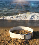 Intertidal Collection™ White 1 inch Collar - The Moxie Collection