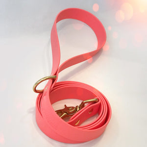 Intertidal Collection™ Pink Coral Leash - The Moxie Collection