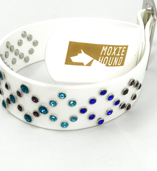 Make A Splash Custom Collar - The Moxie Collection