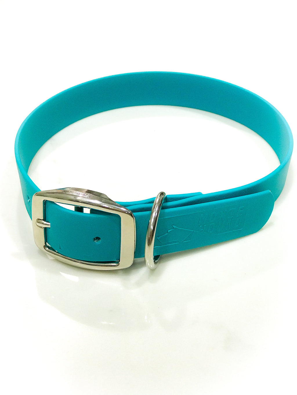 Intertidal Collection™ Teal 1 inch Collar - The Moxie Collection