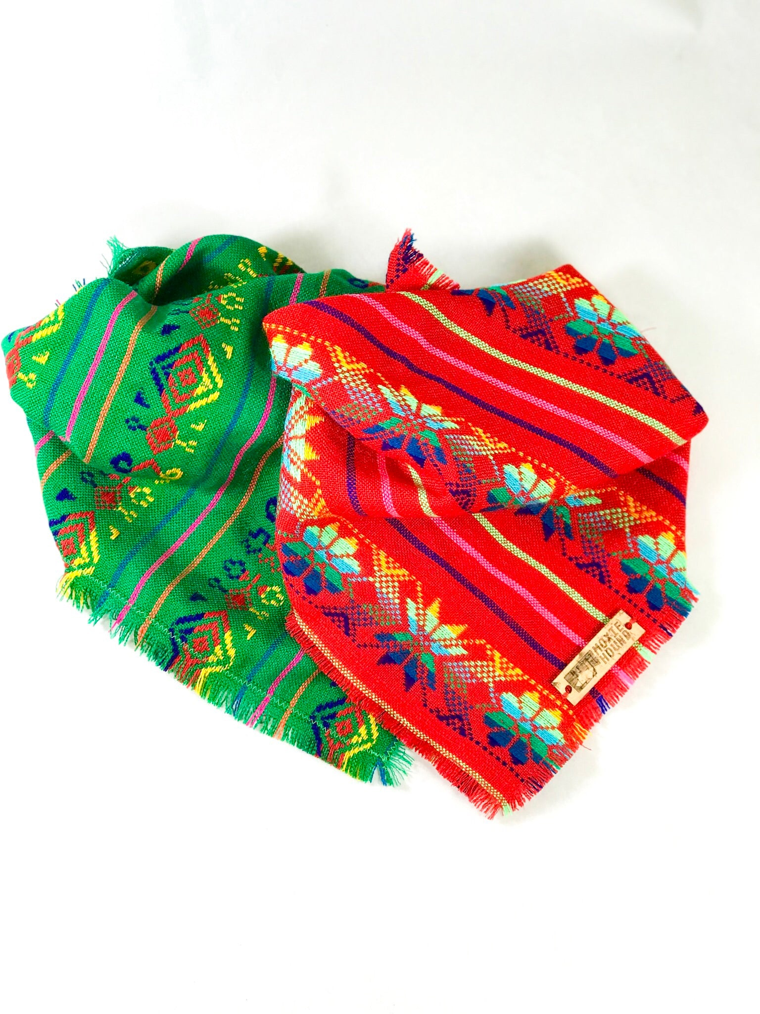 Green Viva Bandana - The Moxie Collection