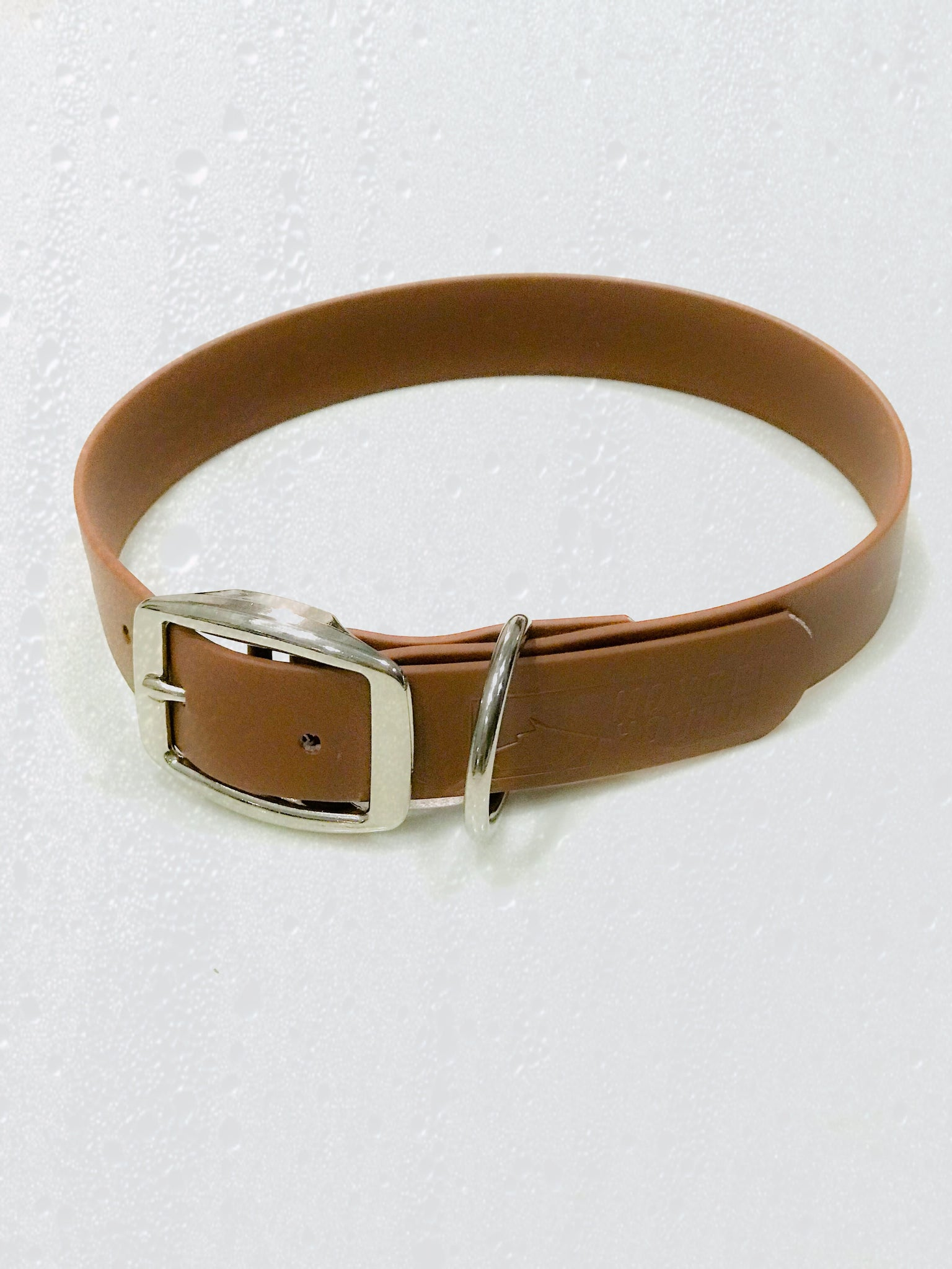 Intertidal Collection™ Tan 1 inch Collar - The Moxie Collection