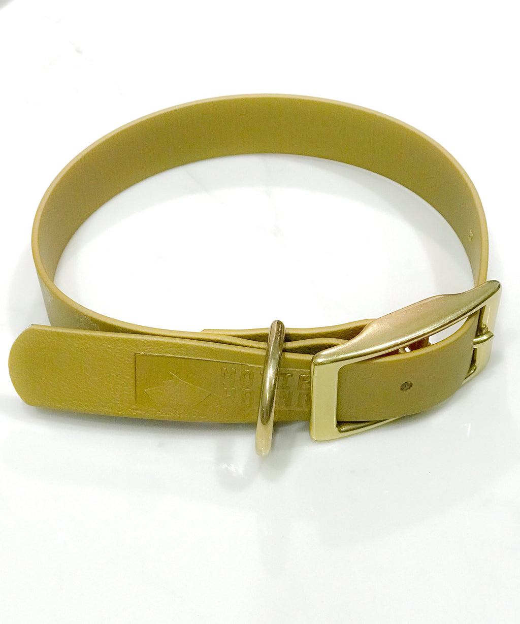 Intertidal Collection™ Gold 1 inch Collar