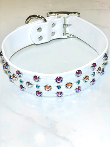 "1 1/2"" Swarovski Sunset Collar"