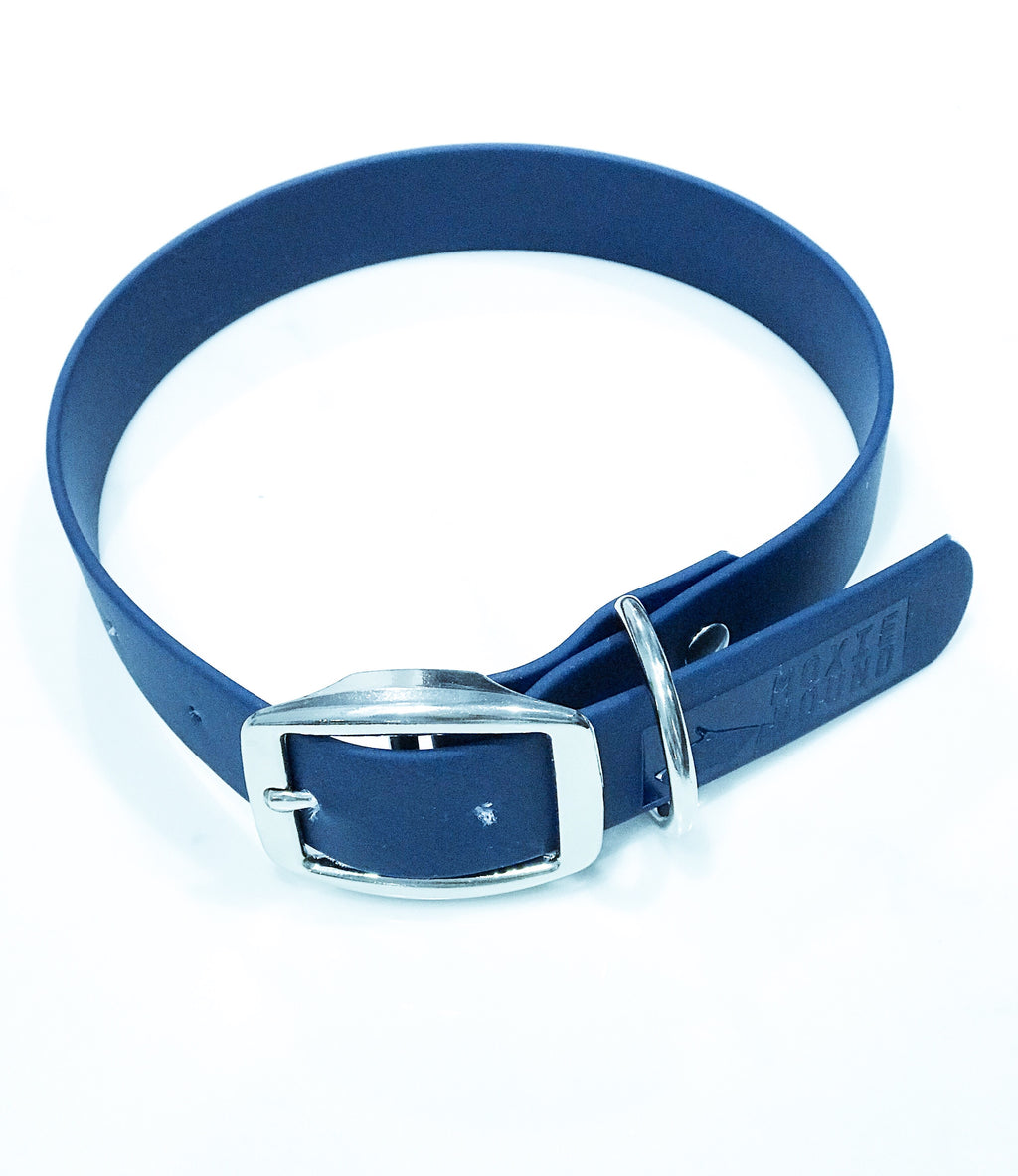 Intertidal Collection™ Navy 1 inch Collar - The Moxie Collection
