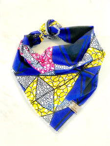 Zambia Bandana - The Moxie Collection