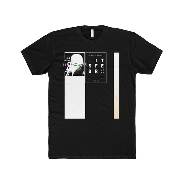 Scream Cotton Crew Tee