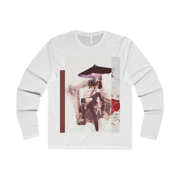 TBA Men's Long Sleeve Crew Tee