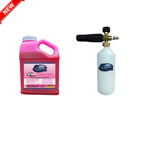 Nick's Pink Suds Bundle - Large