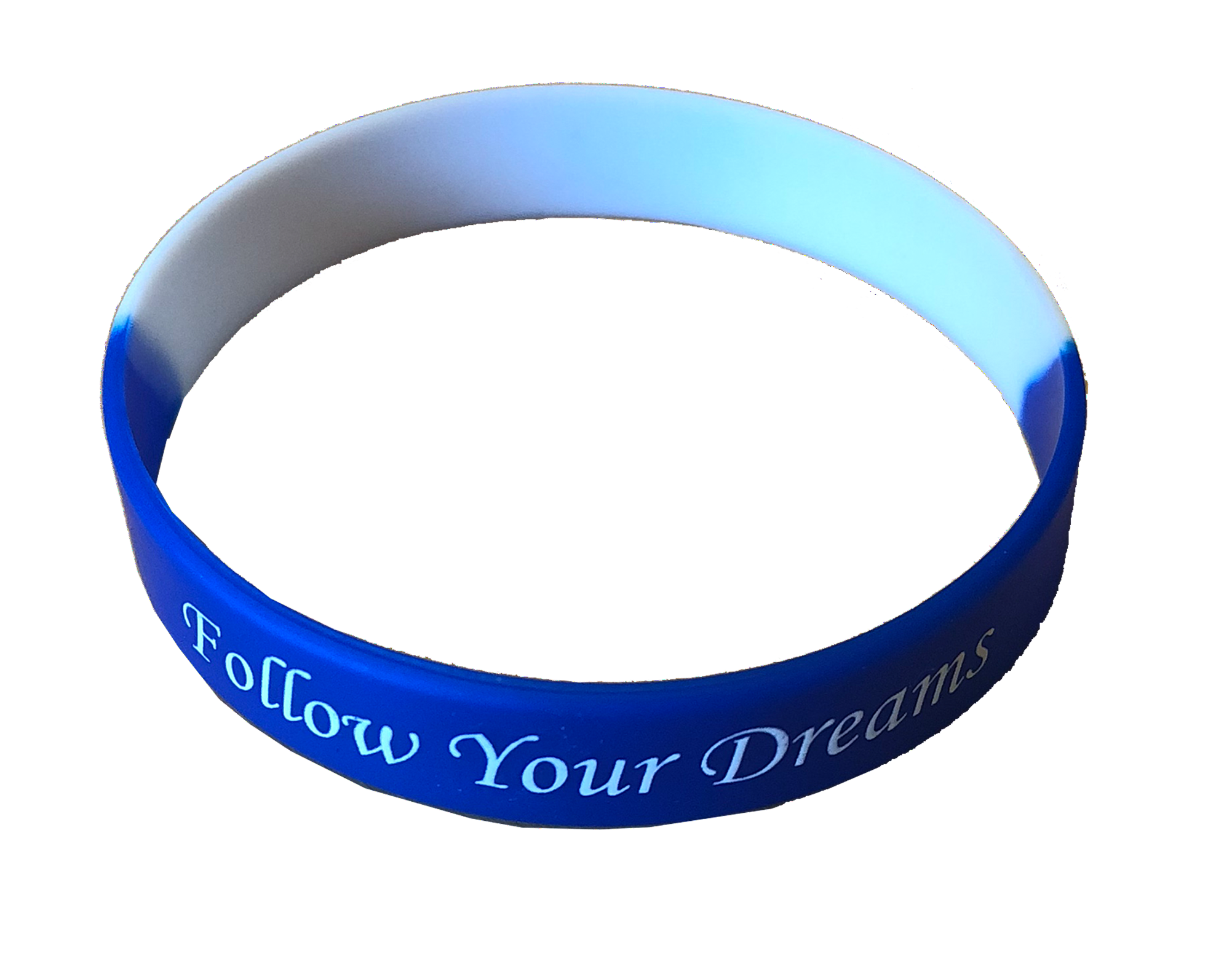 Follow Your Dreams Wrist Band