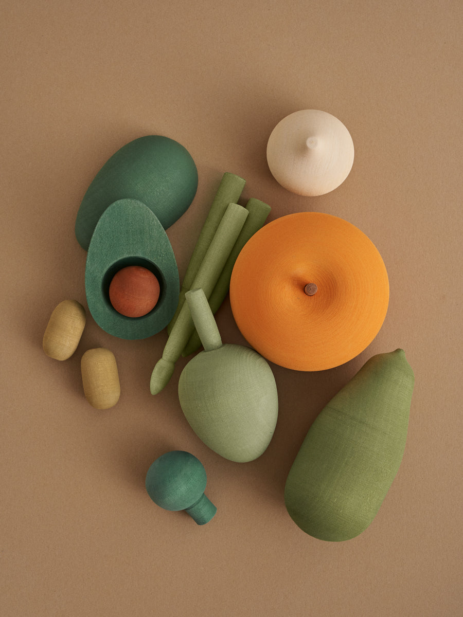 Vegetables Set Vol 2