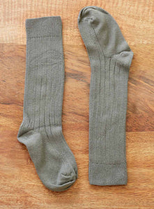 Knee High Socks - Brun De Terre