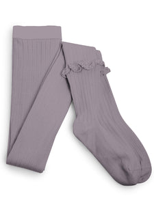 Ruffle Tights - Glycine Du Japon