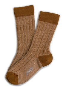Socks - Grain De Caviar moutarde