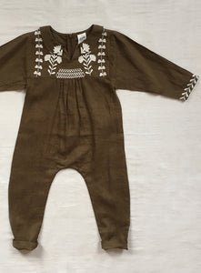 'Dottie' Jumpsuit - Branch