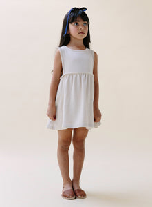 Greta Dress - Milk