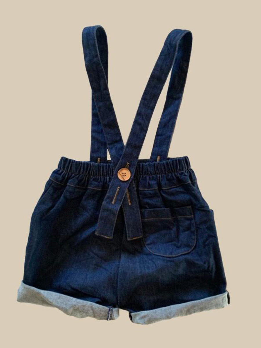 Dalston Shorts - Blue Denim