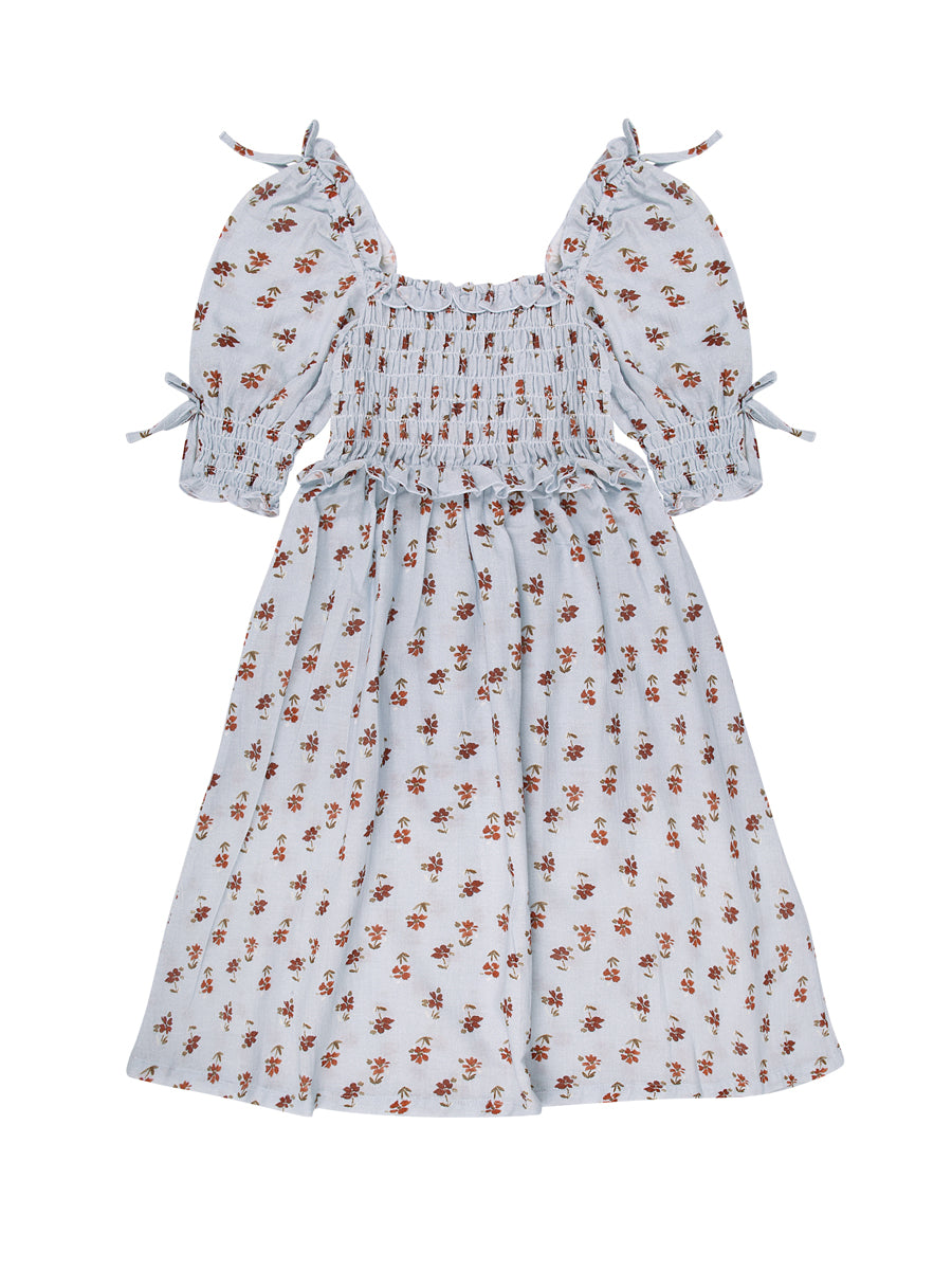 Jane Dress - Daisy Flower