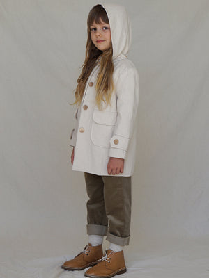 Lucien Coat - Naturel