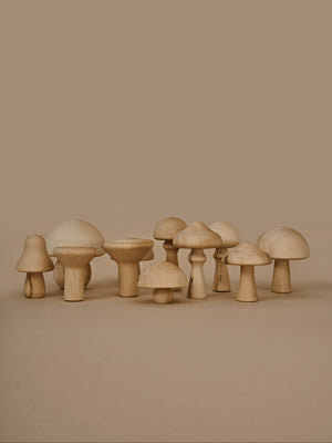 Mushrooms - Natural