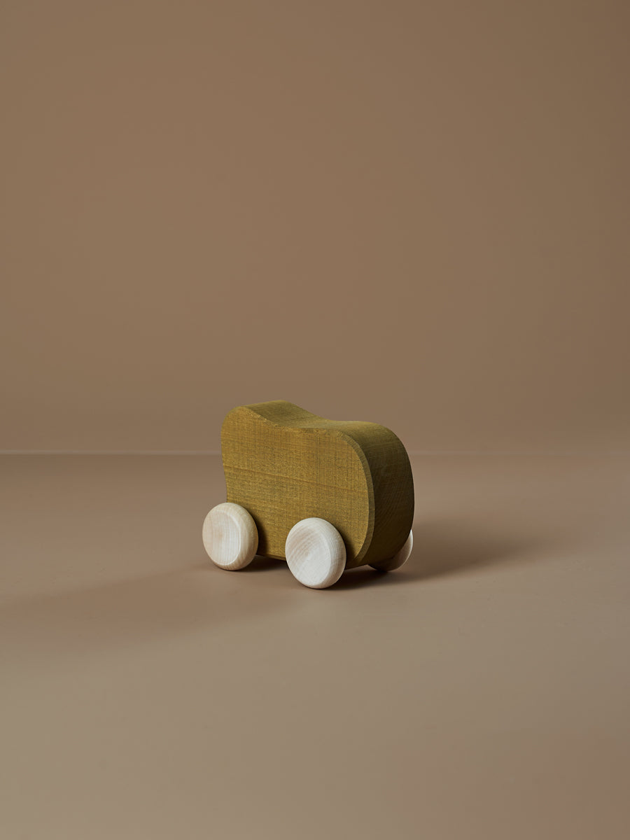 Toy Car - Olive