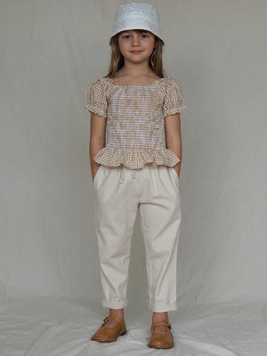 Sirene Blouse - Ginger