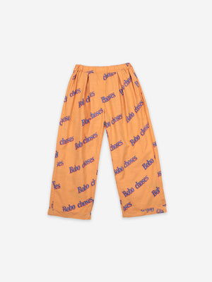 Bobo Retro All Over Baggy Trousers