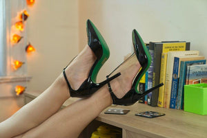 "The ""Aubry"" Pumps - Exclusive custom-made, limited quantity"