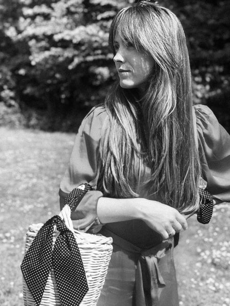 Jane Birkin Basket Bag French Parisienne 籃  Wicker bag Bangs Vintage French accessories Parisienne style Korb cesta em cana Panier de paille Sac en osier Straw bag バスケット
