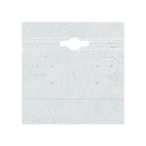 "EARRING CARD WHITE 2"" X 2"""