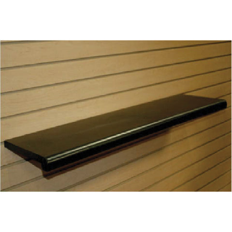 "12"" x 48"" LENGTH PLASTIC SHELF"