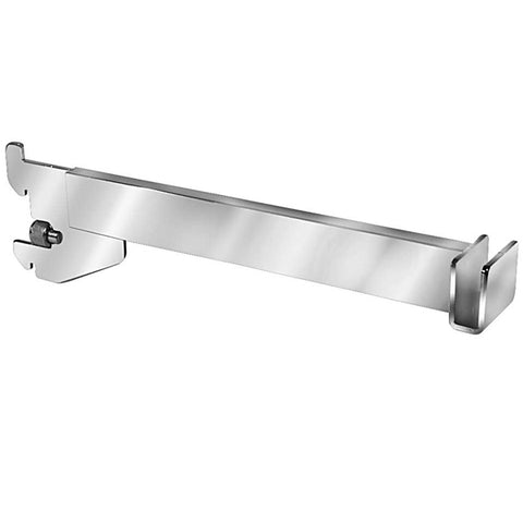 12 INCH BRACKET CHROME