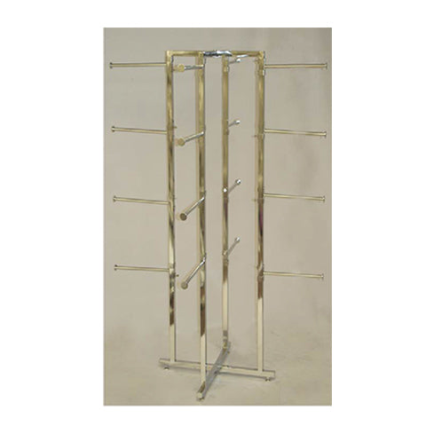 FOLDING LINGERIE TOWER CHROME