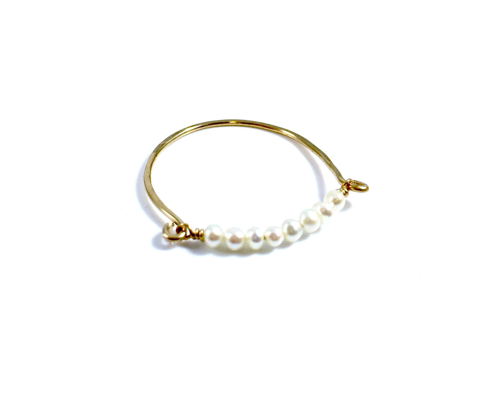 Freshwater Seed Pearl Ring