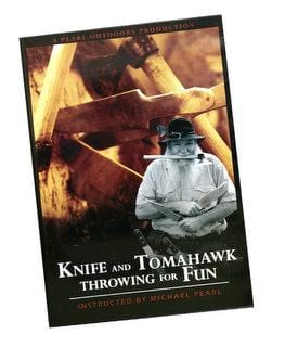 Knife and Tomahawk Throwing for Fun, DVD