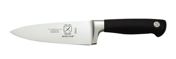 "Mercer 6"" Genesis Collection Forged Chef's Knife"