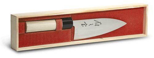 "Mercer Japanese-Style 6"" Deba Knife"