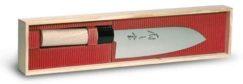 "Mercer Japanese-Style 7"" Santoku Knife"