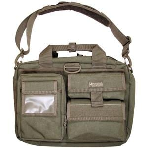 Maxpedition Knife Collector's Briefcase, Foliage Green