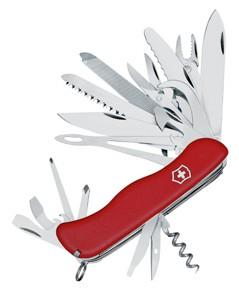 Victorinox Workchamp XL Swiss Army , Red
