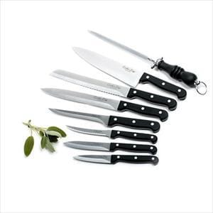 Cook's Edge 8 Piece Stainless Steel Cutlery Set