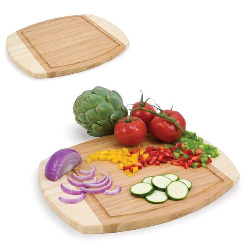 "Picnic Time Ovalé 15"" x 11.5"" x 0.75"" Cutting Board"