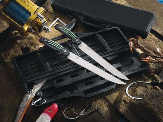 Timberline Knives Montauk Point Fillet System