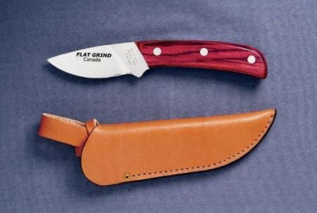 Grohmann Knives Xtra Water Resistant Mini Skinner SS
