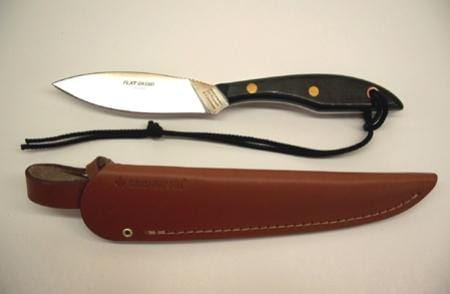Grohmann Knives Micarta Handle Flat Ground Original