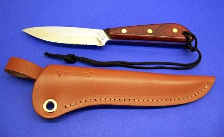 Grohmann Knives Xtra Water Resistant Boat Knife Combo