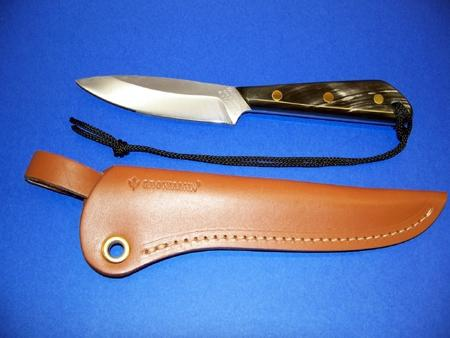 Grohmann Knives Water Buffalo Handle Boat/Army Knife Car