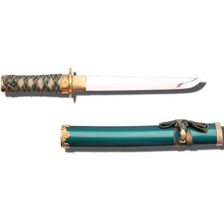 CAS Hanwei Teal Tanto