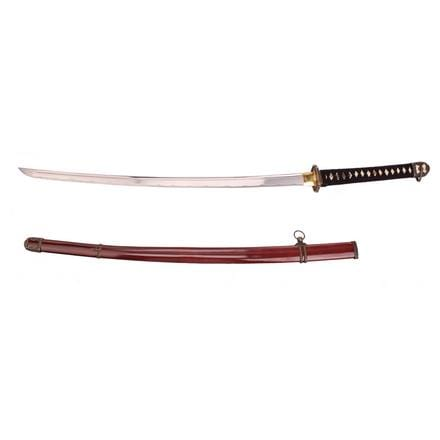 Musashi SS190BD Carbon Steel Sword